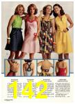 1975 Sears Spring Summer Catalog, Page 142
