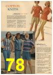 1961 Sears Spring Summer Catalog, Page 78