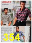 1991 Sears Spring Summer Catalog, Page 354