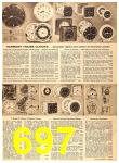 1956 Sears Fall Winter Catalog, Page 697