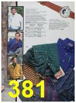1988 Sears Fall Winter Catalog, Page 381