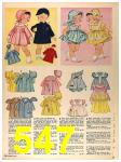 1964 Sears Spring Summer Catalog, Page 547