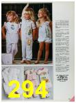 1985 Sears Spring Summer Catalog, Page 294