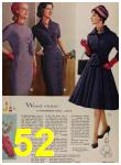 1960 Sears Fall Winter Catalog, Page 52