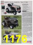 1991 Sears Spring Summer Catalog, Page 1176