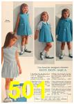 1964 Sears Spring Summer Catalog, Page 501