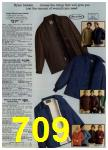 1979 Sears Fall Winter Catalog, Page 709