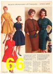 1962 Sears Fall Winter Catalog, Page 66