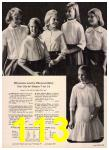 1965 Sears Fall Winter Catalog, Page 113