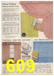 1959 Sears Spring Summer Catalog, Page 609