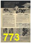 1965 Sears Fall Winter Catalog, Page 773