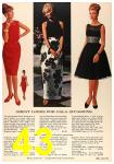 1964 Sears Spring Summer Catalog, Page 43