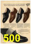 1961 Sears Spring Summer Catalog, Page 500