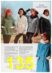 1964 Sears Fall Winter Catalog, Page 135