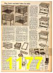 1958 Sears Fall Winter Catalog, Page 1177