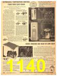 1940 Sears Fall Winter Catalog, Page 1140