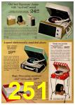 1967 Montgomery Ward Christmas Book, Page 251
