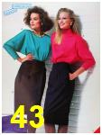 1986 Sears Fall Winter Catalog, Page 43
