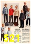 1964 Sears Spring Summer Catalog, Page 521