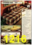 1977 Sears Spring Summer Catalog, Page 1216