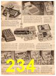 1952 Sears Christmas Book, Page 234