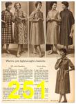 1958 Sears Fall Winter Catalog, Page 251