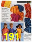 1992 Sears Summer Catalog, Page 191