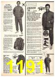 1975 Sears Fall Winter Catalog, Page 1191