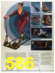 1986 Sears Fall Winter Catalog, Page 586
