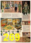 1973 Montgomery Ward Christmas Book, Page 269