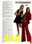 1974 Sears Fall Winter Catalog, Page 440