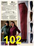1982 Sears Fall Winter Catalog, Page 102