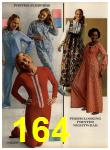 1972 Sears Fall Winter Catalog, Page 164
