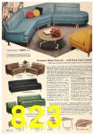 1958 Sears Spring Summer Catalog, Page 823