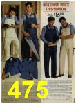 1984 Sears Spring Summer Catalog, Page 475