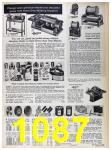 1967 Sears Fall Winter Catalog, Page 1087