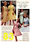 1962 Montgomery Ward Spring Summer Catalog, Page 83