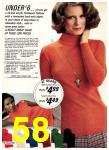1975 Sears Fall Winter Catalog, Page 58