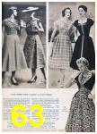 1957 Sears Spring Summer Catalog, Page 63