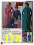 1986 Sears Fall Winter Catalog, Page 174