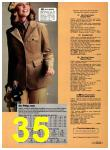 1977 Sears Fall Winter Catalog, Page 35