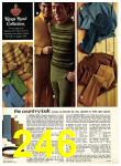 1969 Sears Fall Winter Catalog, Page 246