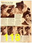 1940 Sears Fall Winter Catalog, Page 118