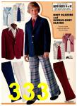 1974 Sears Spring Summer Catalog, Page 333