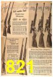 1963 Sears Fall Winter Catalog, Page 821