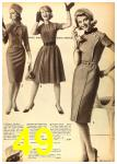 1962 Sears Fall Winter Catalog, Page 49