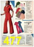 1977 Sears Fall Winter Catalog, Page 477