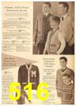 1962 Sears Fall Winter Catalog, Page 516