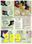 1974 Sears Spring Summer Catalog, Page 289