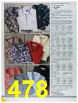 1986 Sears Fall Winter Catalog, Page 478